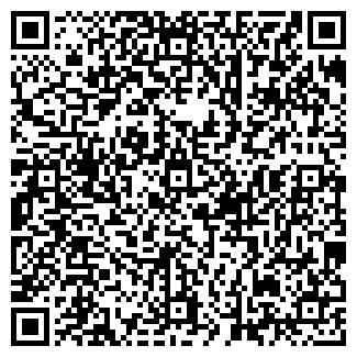 QR-код с контактной информацией организации МОЛОТ