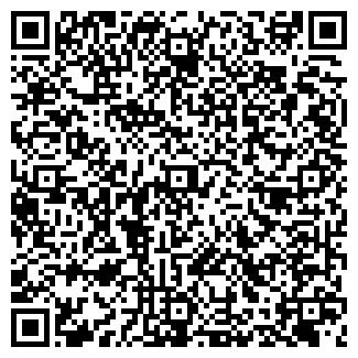QR-код с контактной информацией организации ФРАНТ РА