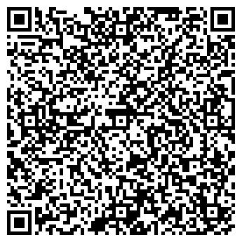 QR-код с контактной информацией организации ИНТЕРПРОЕКТ, ООО