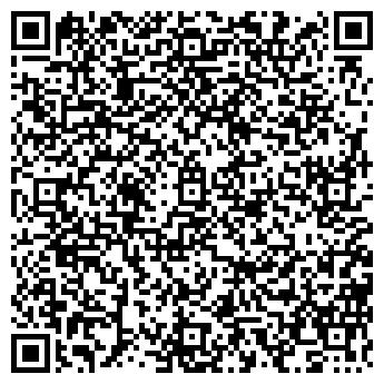 QR-код с контактной информацией организации РАДУГА ПЛЮС ООО