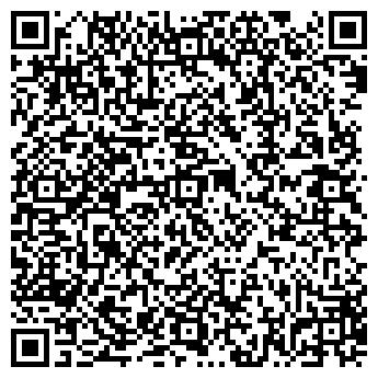 QR-код с контактной информацией организации КРЕДИТ-ИНВЕСТ