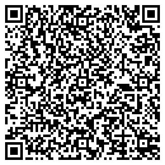 QR-код с контактной информацией организации РОСИЧ