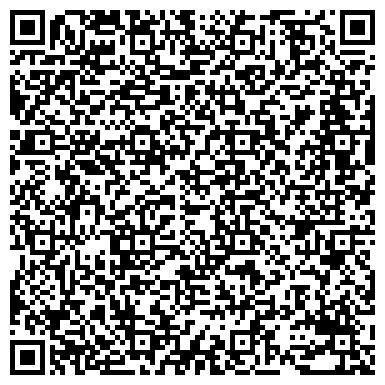 QR-код с контактной информацией организации НАРОДНЫЙ МУЗЕЙ СЕМЬИ РЕРИХОВ