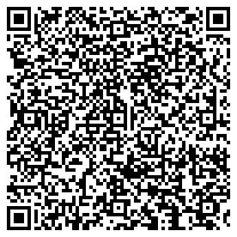 QR-код с контактной информацией организации ТВОРЧЕСТВО ГАЛЕРЕЯ
