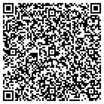 QR-код с контактной информацией организации ХУДОЖЕСТВЕННАЯ ШКОЛЯ