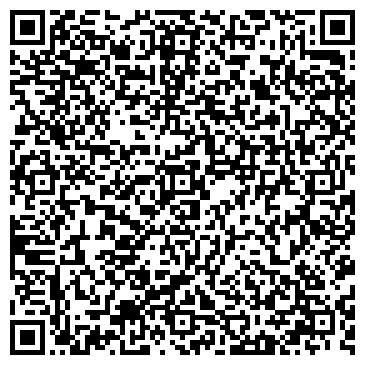 QR-код с контактной информацией организации ЛЮБАКС ШКОЛА КРОЙКИ И ШИТЬЯ