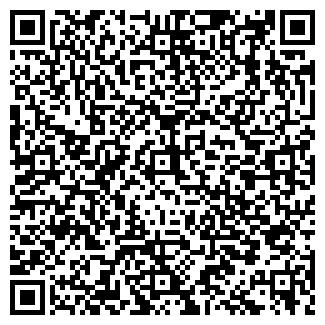 QR-код с контактной информацией организации САЛИСА ЧУПП