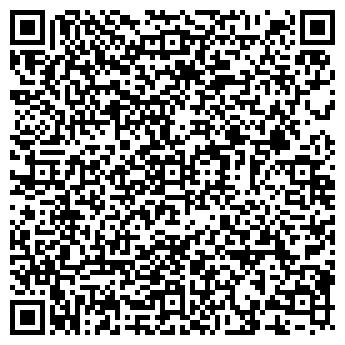 QR-код с контактной информацией организации САЛОН ШТОР ВИВЬЕН