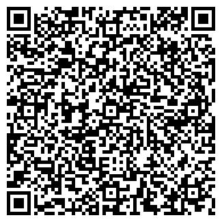 QR-код с контактной информацией организации ФЕОД