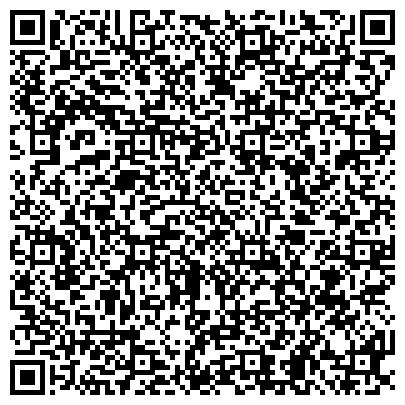 QR-код с контактной информацией организации ОМСКИЙ МУЗЕЙ КОНДРАТИЯ БЕЛОВА