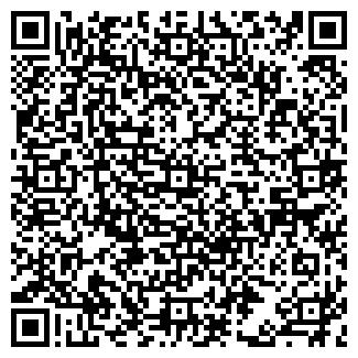 QR-код с контактной информацией организации БИБЛИОТЕКА № 33