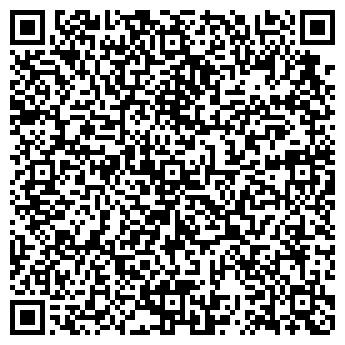 QR-код с контактной информацией организации БИБЛИОТЕКА ИМ. А. М. ГОРЬКОГО
