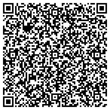 QR-код с контактной информацией организации БИБЛИОТЕКА ИМ. Ф.М.ДОСТОЕВСКОГО