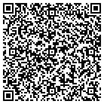 QR-код с контактной информацией организации БИБЛИОТЕКА ЛЕРМОНТОВА