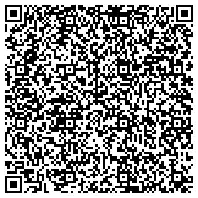 QR-код с контактной информацией организации Омская областная библиотека для детей и юношества