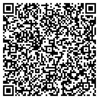 QR-код с контактной информацией организации РЕКОРД-ОМСК