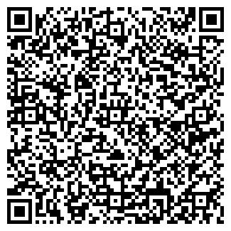 QR-код с контактной информацией организации АЛЬЯНС ДИСКОКЛУБ