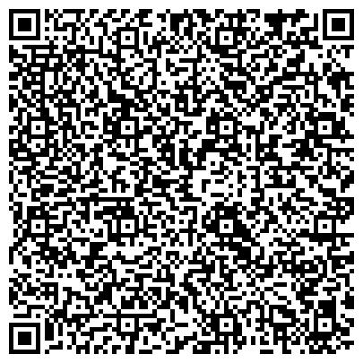 QR-код с контактной информацией организации ЦЕНТР ВОЕННО-ПАТРИОТИЧЕСКОГО ВОСПИТАНИЯ МОЛОДЁЖИ БАСМАННОГО РАЙОНА