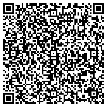QR-код с контактной информацией организации БЛЕСК СТОМАТОЛОГИЧЕСКАЯ КЛИНИКА