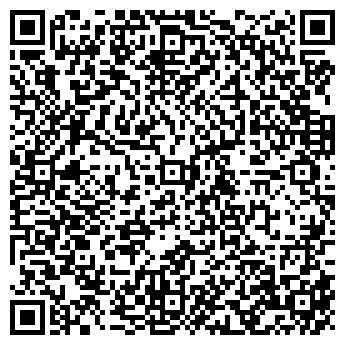 QR-код с контактной информацией организации СТОМАТОЛОГИЯ ДОКТОРА РАСТОРГУЕВА