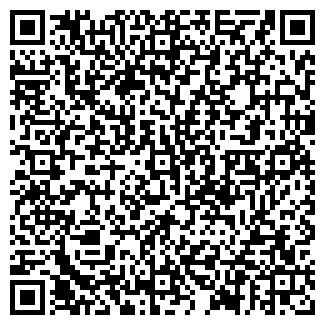 QR-код с контактной информацией организации МЕД ФАРМ ИНФО