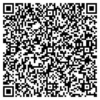 QR-код с контактной информацией организации АПТЕКА № 166