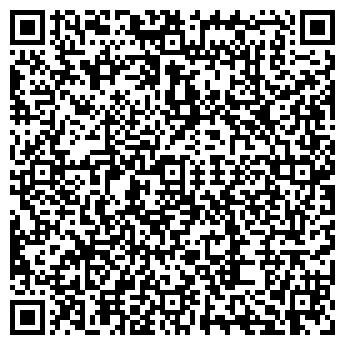 QR-код с контактной информацией организации АПТЕКА КЛИНИКИ АТЛАНТ