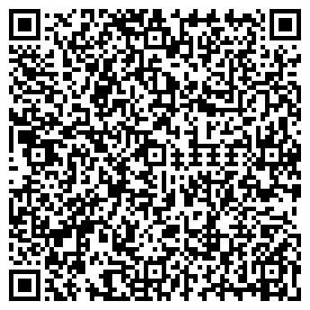 QR-код с контактной информацией организации ФАРМАЦИЯ АПТЕКА № 168