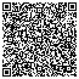 QR-код с контактной информацией организации CLINIC ALL