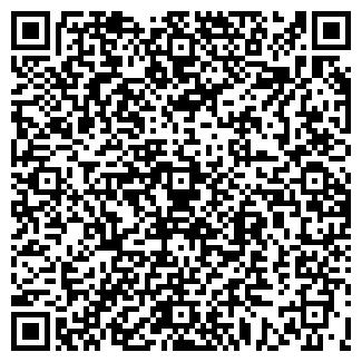 QR-код с контактной информацией организации MILANO