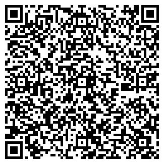 QR-код с контактной информацией организации ВСЕ СВОИ!