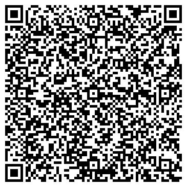 QR-код с контактной информацией организации ХОЗМЕБЕЛЬСТРОЙСЕРВИС ЗАО МАГАЗИН № 1
