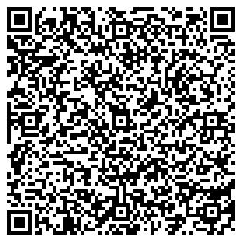 QR-код с контактной информацией организации ФАБРИКА ШВЕЙНАЯ АКМО ЗАО
