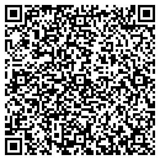 QR-код с контактной информацией организации ЗАБАВА МАГАЗИН
