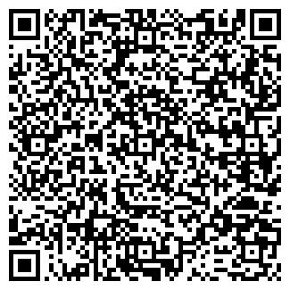 QR-код с контактной информацией организации МАЛЫШ МАГАЗИН