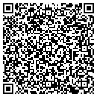QR-код с контактной информацией организации ОРАНЖЕВЫЙ СЛОН