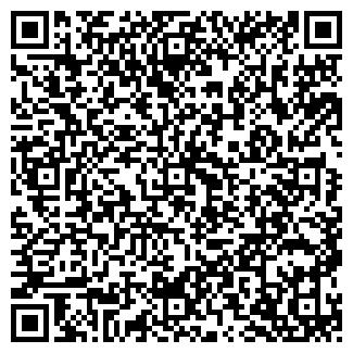QR-код с контактной информацией организации ROYALTEX