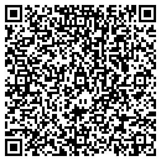 QR-код с контактной информацией организации АМЕТИСТ-ОМСК