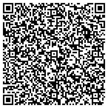 QR-код с контактной информацией организации Салон-ткани Валентекс