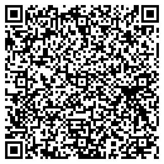 QR-код с контактной информацией организации ЮНИТОРГ