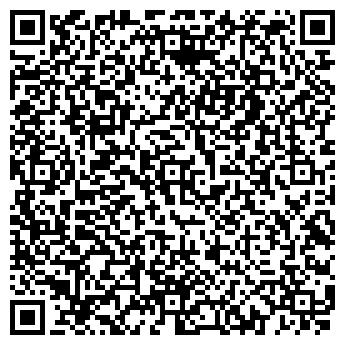 QR-код с контактной информацией организации ВЕЧЕРНИЙ ОМСК ДОСТАВКА