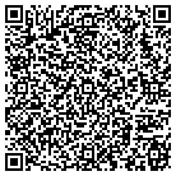 QR-код с контактной информацией организации ДОСУГ В ОМСКЕ ЖУРНАЛ