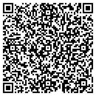 QR-код с контактной информацией организации ЗАСТОЛЬНЫЕ ПЕСНИ