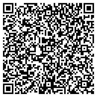 QR-код с контактной информацией организации ИНОСТРАННЫЕ ЯЗЫКИ В ОМСКЕ ГАЗЕТА