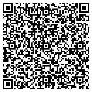 QR-код с контактной информацией организации ОМСККНИГА, ОАО