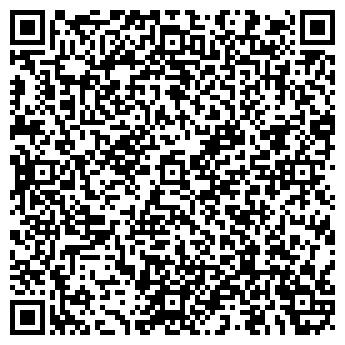 QR-код с контактной информацией организации ПОЙМАЙ ЗОЛОТУЮ РЫБКУ
