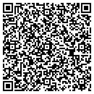 QR-код с контактной информацией организации АФИНЫ, ПКФ