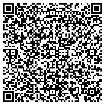 QR-код с контактной информацией организации ВЕТЕРАНОВ АФГАНИСТАНА, ООО