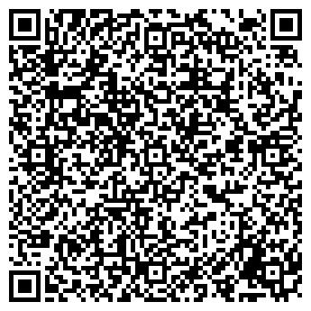 QR-код с контактной информацией организации ЛАПТЕВСКОЕ ЗАО МАГАЗИН