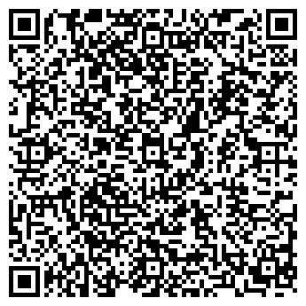 QR-код с контактной информацией организации МАГАЗИН № 407 ООО ЛАД-СЧ